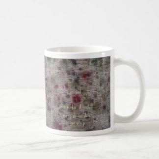 teñida classic white coffee mug