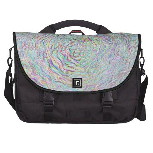 Teñido anudado bolsas de portatil