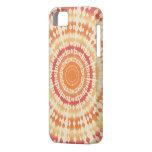 Teñido anudado de Sun iPhone 5 Case-Mate Carcasas