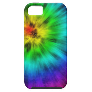 Teñido anudado iPhone 5 carcasa