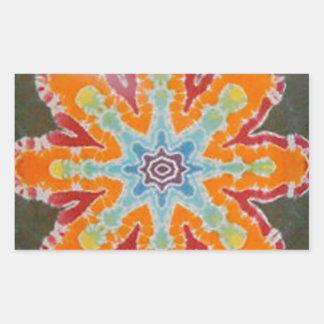Teñido anudado ligero PhatDyes de la estrella Rectangular Altavoces