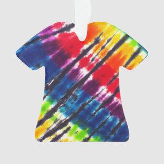 Teñido anudado multicolor