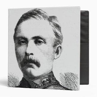 "Teniente coronel Hamill Stewart Carpeta 1 1/2"""