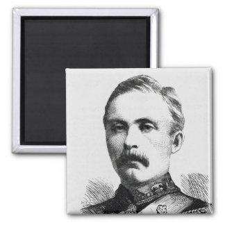 Teniente coronel Hamill Stewart Imán Cuadrado