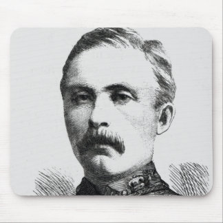 Teniente coronel Hamill Stewart Mouse Pad