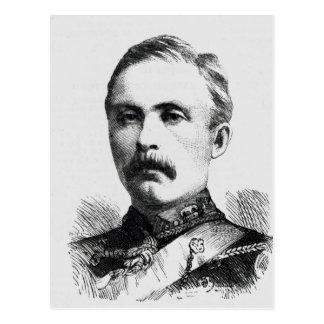Teniente coronel Hamill Stewart Tarjeta Postal