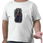 Teniente de los 8vos húsares camisetas