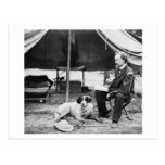 Teniente Georger Custer PhotographVirginia Tarjetas Postales