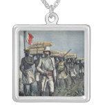 Teniente Mizon en su misión 1892 Joyeria Personalizada