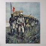 Teniente Mizon en su misión 1892 Impresiones