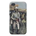 Teniente Mizon en su misión 1892 iPhone 4/4S Funda
