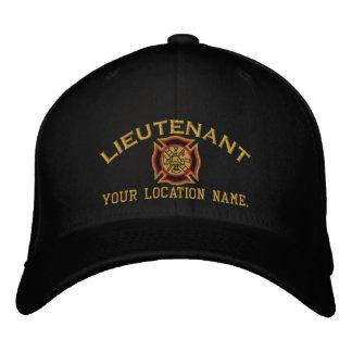Teniente personalizado Custom Cap Embroidery del Gorra De Beisbol Bordada