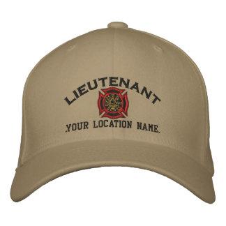 Teniente personalizado Custom Cap Embroidery del Gorras De Beisbol Bordadas