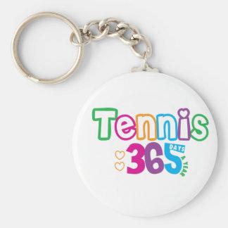 Tenis 365 llaveros