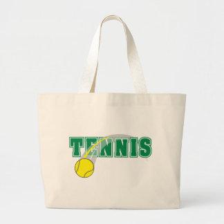 Tenis 3 bolsa lienzo
