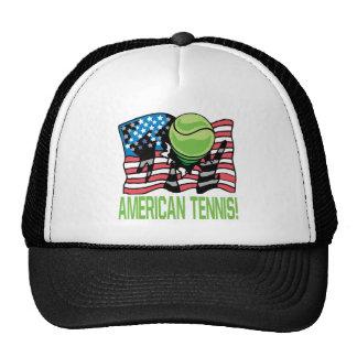 Tenis americano gorras