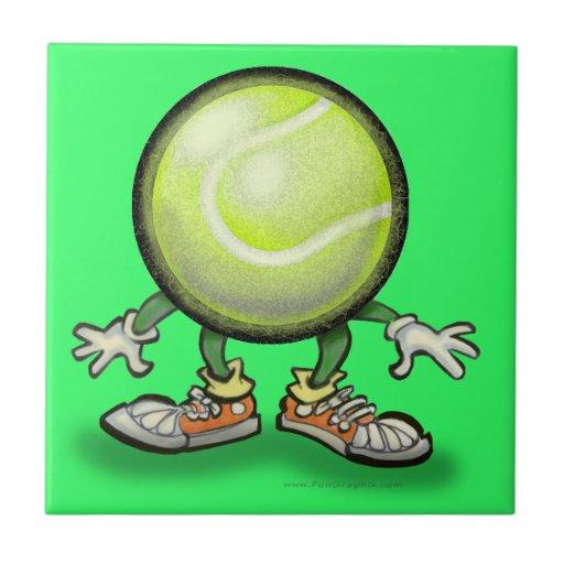 Tenis Azulejo Cerámica