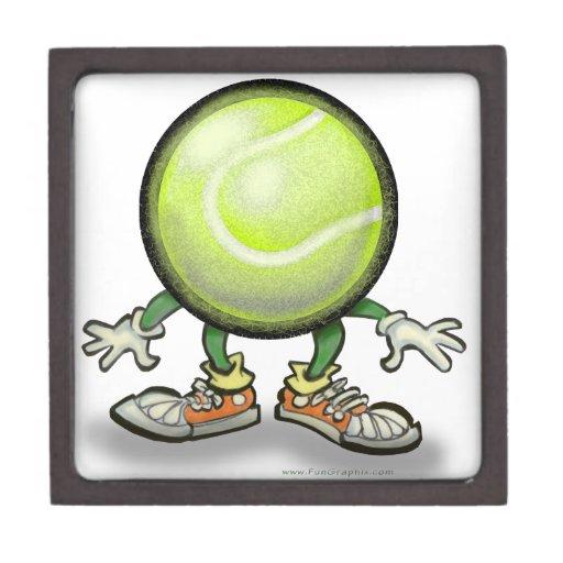 Tenis Caja De Joyas De Calidad