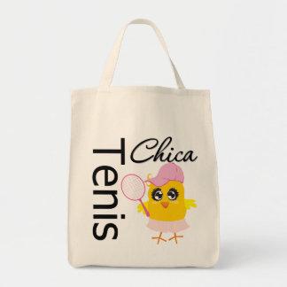 Tenis Chica Tote Bag