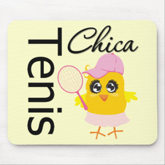 Tenis Chica Mouse Pad