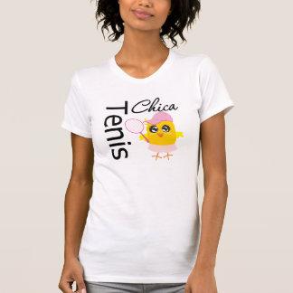Tenis Chica Camiseta