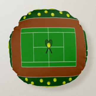 Tenis Cojín Redondo