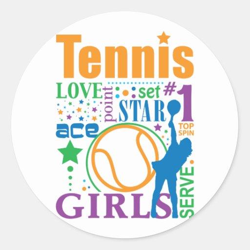 Tenis de Bourne Etiquetas Redondas