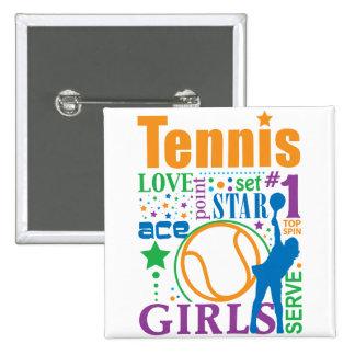 Tenis de Bourne Pin Cuadrado