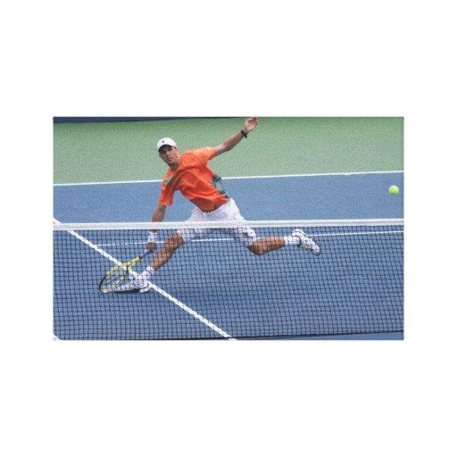 Tenis de Bryan Brother Impresión En Lona