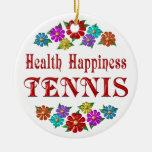 Tenis de la felicidad de la salud adorno para reyes