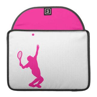 Tenis de las rosas fuertes funda macbook pro