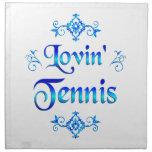 Tenis de Lovin Servilleta