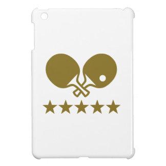 Tenis de mesa del ping-pong iPad mini carcasa