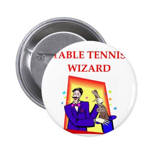tenis de mesa pin redondo 5 cm