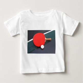 Tenis de mesa tee shirts