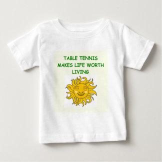 tenis de mesa tshirts