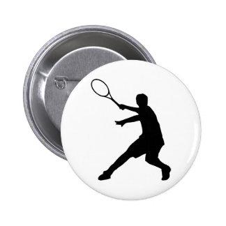 Tenis de Personalizable Pin Redondo 5 Cm