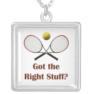 Tenis de Right Stuff Colgante Cuadrado