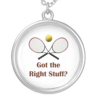 Tenis de Right Stuff Colgante Redondo