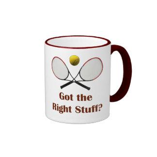 Tenis de Right Stuff Taza De Dos Colores
