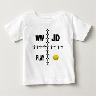 Tenis de WWJD Tshirts