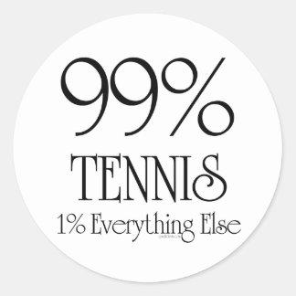 Tenis del 99% etiqueta