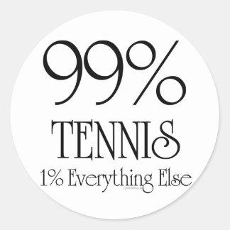 Tenis del 99% pegatinas