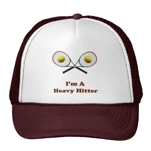 Tenis del bateador pesado gorra
