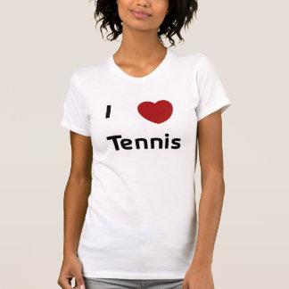 ¡Tenis del corazón I! Camisetas