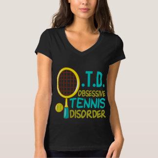 Tenis divertido camisas