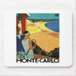 Tenis en Monte Carlo Alfombrillas De Raton