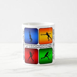 Tenis espectacular (femenino) taza