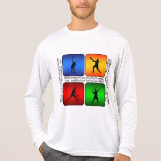 Tenis espectacular (varón) camisetas