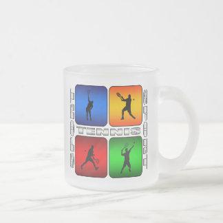Tenis espectacular (varón) tazas